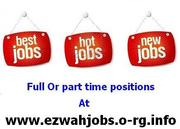 Simple,  Easy And Great Income Position For Anyone.