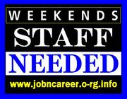 PT & FT Staff Needed,  Cash In Hand Work.